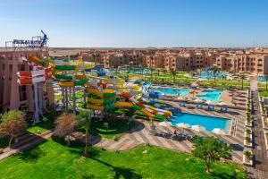 A view of the pool at Albatros Aqua Park Resort - Families and couples only or nearby
