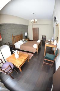 A room at Kipros Accommodation