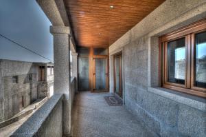 Uma varanda ou terraço em Casa das Gêmeas