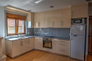A cozinha ou kitchenette de Casa das Gêmeas