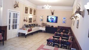 Restaurace v ubytování Hotel St.Michael
