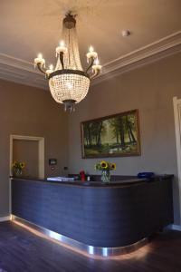 The lobby or reception area at Ozo Hotels Armada Amsterdam