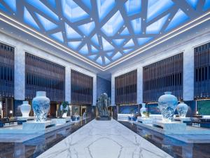 A restaurant or other place to eat at NUO Hotel Beijing