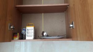 Принадлежности для чая и кофе в Apartments at Tukhachevskovo 20 block 7