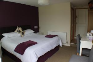 A room at Premier Room