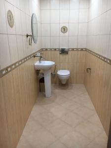Ванная комната в Apartment na Pervomayskoy 19