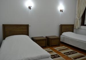 O cameră la Casa de Oaspeți Sfântul Nicolae
