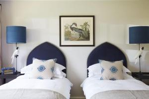A room at The Pheasant Inn