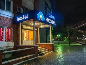 The facade or entrance of Clean Hostel na Borsoeva