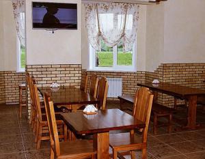 Ресторан / где поесть в Отель Телега