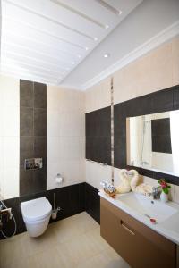A bathroom at Palm Djerba Appartments