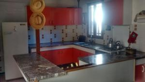 A kitchen or kitchenette at La Casa de Vistalba