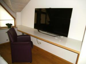 TV/Unterhaltungsangebot in der Unterkunft Briem Wohngefühl Vermietung