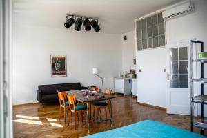 Część wypoczynkowa w obiekcie Jilo apartments