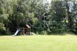 Children's play area at Schachtsee Wolmirsleben
