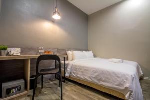 A room at Chariton Hotel Alma