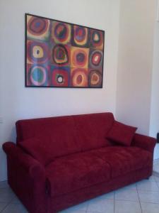 Hall o reception di All In Rome Apartment