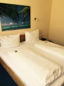 Ein Zimmer in der Unterkunft Hotel Gerber