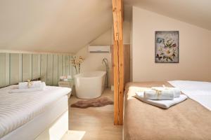 Ein Zimmer in der Unterkunft Remember Residence