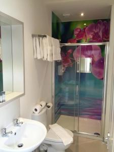 A bathroom at Merrion Road - Ballsbridge Townhouse