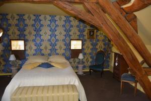 A room at La Marronnière des Gadeaux