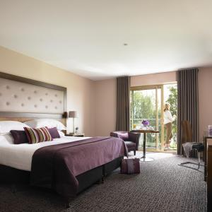 A room at Dunboyne Castle Hotel & Spa