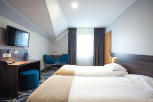 Pokój w obiekcie Hotel Nad Nettą