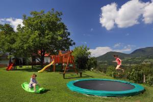 Детская игровая зона в Relax Guest Hause Marjanca