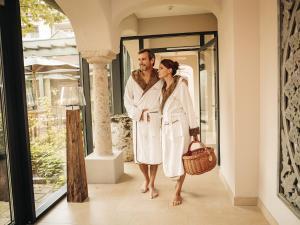 Mitarbeiter der Unterkunft Mühlbach Thermal Spa & Romantik Hotel