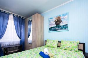 Номер в ApartLux апартаменты рядом с Москва-Сити