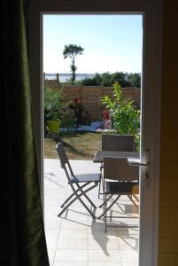 Terrasse ou espace extérieur de l'établissement Kerzara - Bed and Breakfast