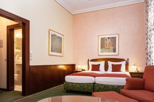 A room at Hotel Park Villa
