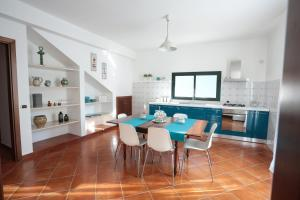 A kitchen or kitchenette at Il Giardinetto