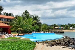 The swimming pool at or near Pestana Sao Tome