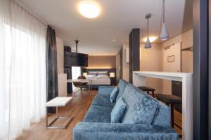 Ein Sitzbereich in der Unterkunft Design & Lifestyle Hotel Estilo