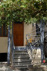 A porch or other outdoor area at Grimis Villa