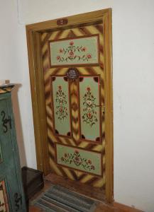 Eine Fassade oder ein Eingang zu Gasthof Brauhaus