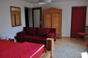 A room at Punkrock Harbour Pension Bähr