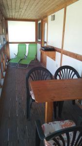 Ein Patio oder anderer Außenbereich in der Unterkunft Haus Hammermühle
