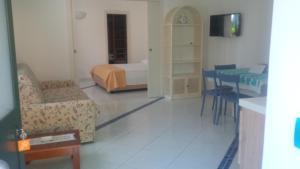 Area soggiorno di Villa Casale Residence