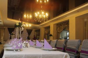 Banquet facilities at the inn