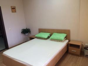 A bed or beds in a room at Hostel №1