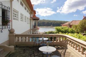 Un balcón o terraza de Casaldomar