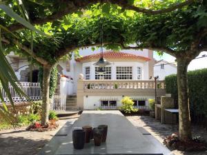 Un patio o zona al aire libre en Casaldomar