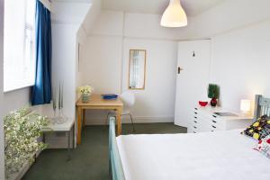 A room at SPACIOUS Apartment