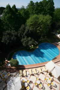 The swimming pool at or near Grand Hotel Bellavista Palace & Golf