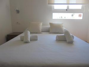 A room at Huéspedes Sa Font
