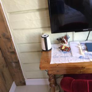 Kaffemaskin og/eller vannkoker på Gjestehuset IBSEN