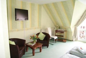 TV/Unterhaltungsangebot in der Unterkunft Hotel Grossenbrode