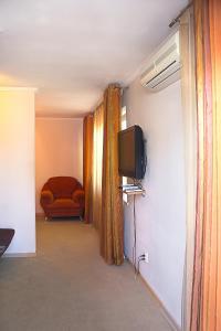 Гостиная зона в Guest house Bavaria